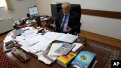 Tužilac za ratne zločine Srbije, Vladimir Vukčević o izveštaju tužioca Euleksa o zločinima na Kosovu, Beograd 29. jul 2014.