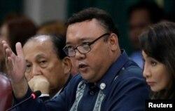 菲律賓總統府發言人羅奎
