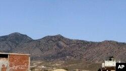 Le Jebel Chaambi, théâtre de l'attaque qui a coûté la vie à au moins 14 soldats tunisiens