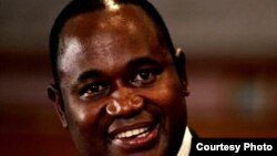 Former Reserve Bank of Zimbabwe Governor Gideon Gono. (File Photo)