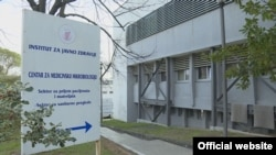 Zgrada Instituta za javno zdravlje Crne Gore (Foto: RTCG)