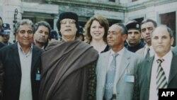 Медперсонал Муаммара Каддафи