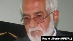 عمرا خان مسعودی، رئیس موزیم ملی