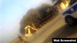 Beyləqanda tank qəza törədib