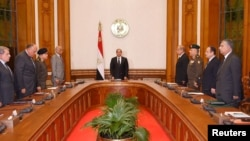 Perezida wa Misiri Abdel Fattah el-Sissi