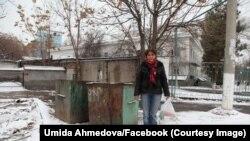 Umida Ahmedova, Toshkentda hukm ketidan
