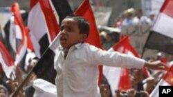 مصر میں بڑے پیمانے پر مظاہرہ