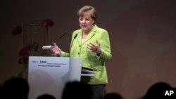Chansela Angela Merkel