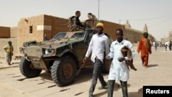 Developments in Mali