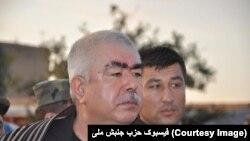 عبدالرشید دوستم معاون اول رئیس جمهور افغانستان