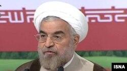 Le président iranien élu Hassan Rohani