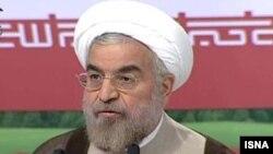 حسن روحانی، برندۀ انتخابات ریاست جمهوری ایران