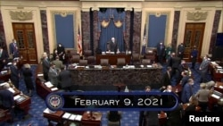 ABŞ Senatında Donald Trampın ikinci impiçment məhkəməsi