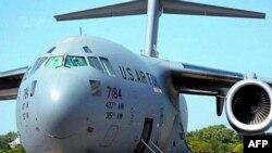 Госдума РФ одобрила американский военный транзит в Афганистан
