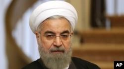 Shugaban Kasar Iran, Hassan Rouhani
