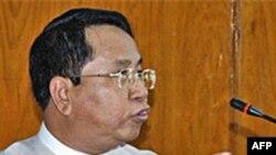 Bộ trưởng Thông tin Miến Ðiện Kyaw Hsan