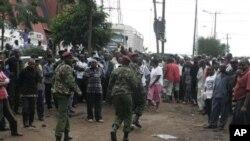 Pemerintah Kenya berupaya keras mempromosikan keharmonisan di kalangan warga Kenya untuk menghindari kekerasan sektarian (foto: ilustrasi).