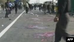 İranda intiharçı hücumunda şübhəli bilinən doqquz nəfər həbs edilib