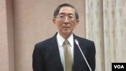 Menlu Taiwan, David Lin (foto: dok). Kementerian Luar Negeri Taiwan menuduh China menculik 8 warganya.
