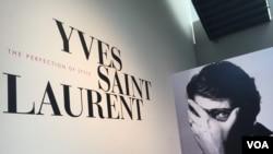 طراح های «ایو سن لوران» طی حرفه ۴ دهه ای این طراح فرانسوی