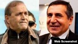 İbrahim İbrahimov və Nizami Piriyev