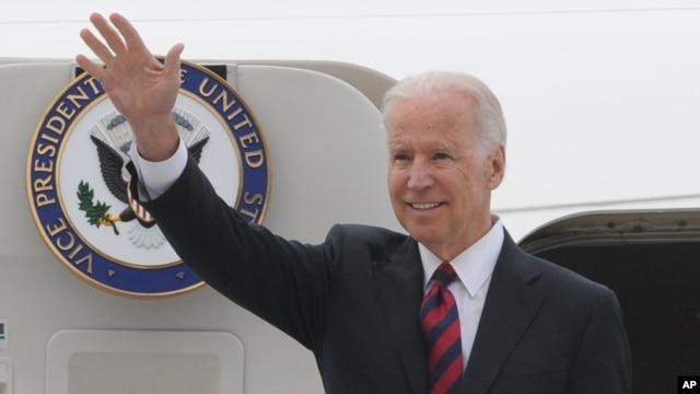FILE - U.S. Vice President Joe Biden