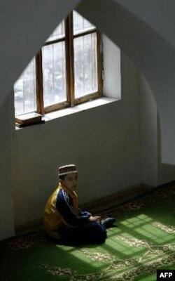 Dushanbe masjidlarida