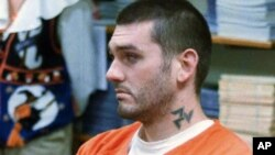 Daniel Lewis Lee u sudnici, 31.oktobar 1997. godine (Foto: Dan Pierce/The Courier via AP, Arhiva)
