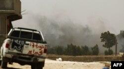 Libya ordusunun yeniden saldırı düzenlediği Misrata