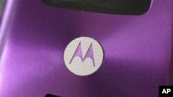 摩托罗拉标志(资料照)