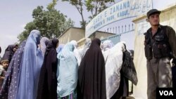 Pejabat PBB mengatakan masih terdapat jutaan perempuan Afghanistan yang menjadi kelompok tersisih dalam masyarakatnya.