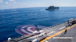 美中在南中国海实力与意志的较量