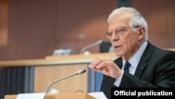 AB Dışişleri Yüksek Komiseri Josep Borrell