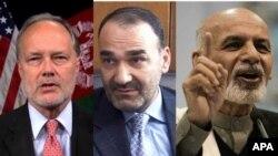 سفیر امریکا به والی بلخ گفته که مبارزات سیاسی برنده و بازنده دارد