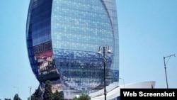 Azərsu Səhmdar cəmiyyətinin binası