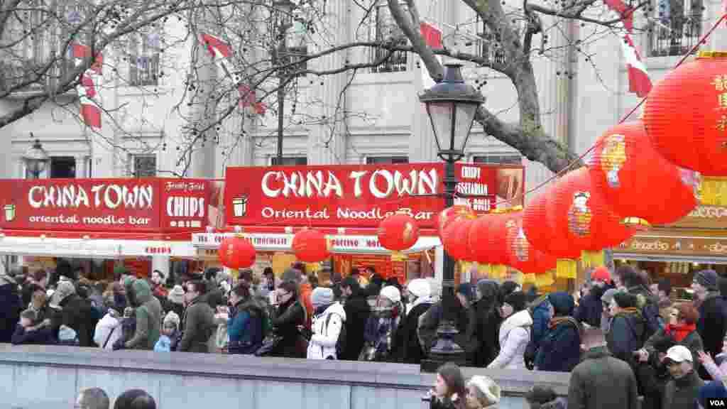Bukin sabuwar shekara a China