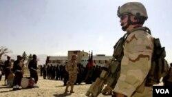Tentara NATO di Afghanistan (foto: dok).