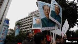 Çin'de Sansür Protestoları