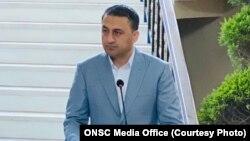 د افغانستان د ملي امنیت عمومي رئیس احمد ضیاء سراج