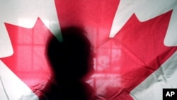 캐나다 국기 (자료사진)