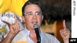 رییس جمهوری کلمبیا به آنفلوانزای خوکی مبتلا شد