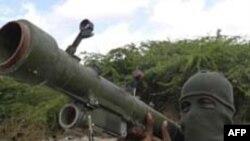 Chính phủ Somalia tuyên bố chiếm được thành phố biên giới