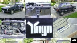 Priča o automobilu Yugo u SAD: od senzacije do šala i poruga