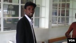 UMnu. Mqondisi Moyo webandla leMthwakazi Republic Party