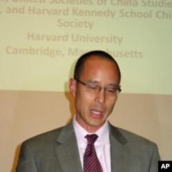 哈佛大學肯尼迪政府學院ASH中心主任朱利安-張博士
