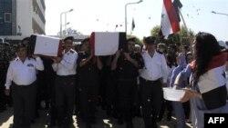 Şam Hükümeti: Polis Katillerine Merhamet Gösterilmeyecek