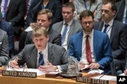 英國常駐聯合國代表團臨時代辦喬納森·艾倫