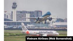 Jetstar Airlines sẽ thuộc sở hữu toàn phần của Vietnam Airlines và đổi tên thành Pacific Airlines.