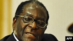 President Mugabe is away attending the United Nations General Assembly