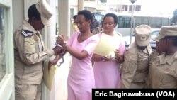 Diane Rwigara na Adeline Rwigara